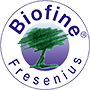 Logotip Biofine Fresenius